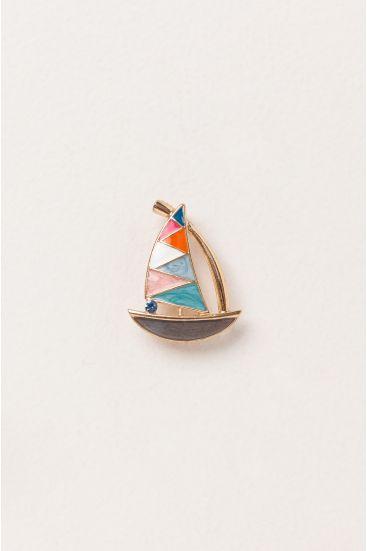 Broszka jacht