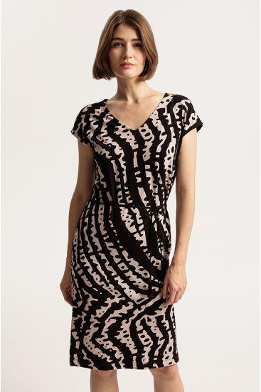 Dopasowana sukienka