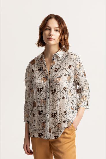 Koszula z ramii
