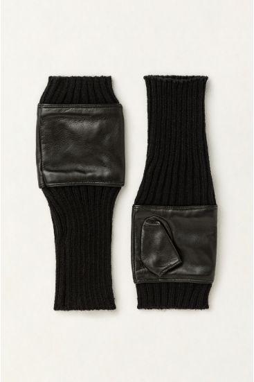 Rękawiczki z odkrytymi palcami