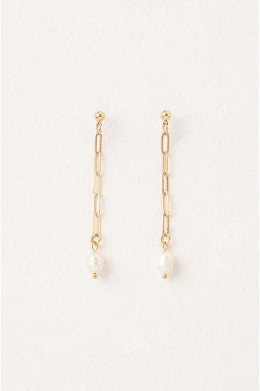 Kolczyki z perłami