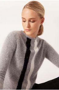 Sweter z angory