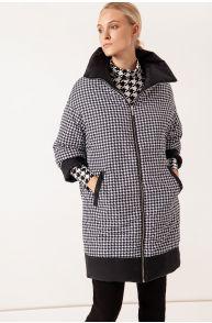 Dwustronny płaszcz