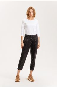 Jeansy slouchy
