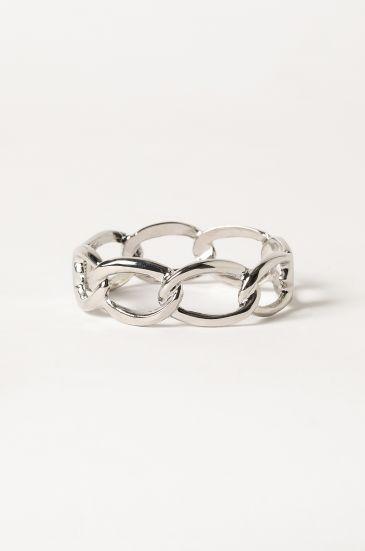 Metalowa bransoleta