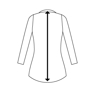 długość tyłu